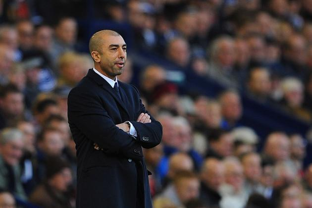 Chelsea Fires Embattled Manager Roberto Di Matteo