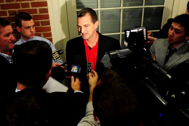 Mark Turgeon on B1G Move: 'We Don't Expect This to Slow Us Down in Any Way'