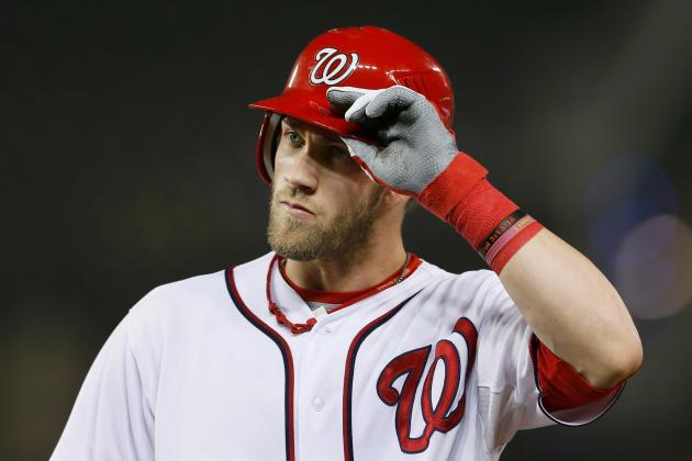 MLB Rookie of the Year 2012: Bryce Harper, Mike Trout Bring Prestige to Award