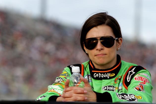 NASCAR's Danica Patrick Divorcing Husband of 7 Years