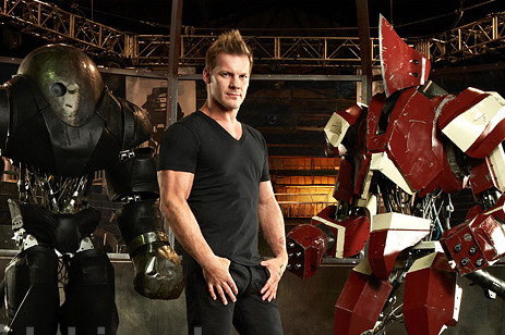 Former WWE Wrestler Chris Jericho to Host New Robot Fight Show on SyFy