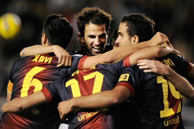 Cesc Fabregas: Spain Stars Can Flourish at Barcelona