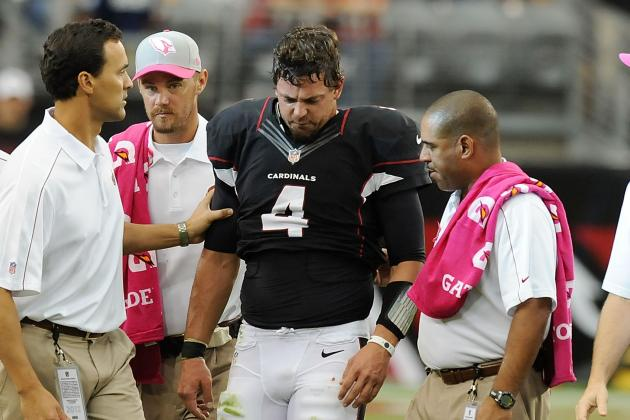 Kevin Kolb: Latest Update on Cardinals' Injured Quarterback