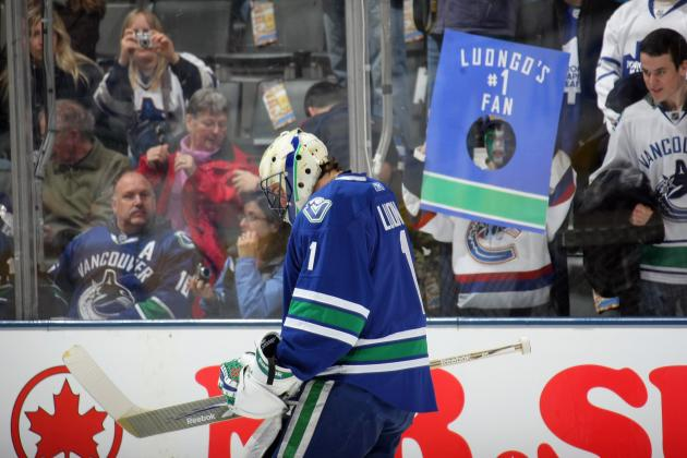NHL Trade Rumors: Can Canucks Get What They Want from Leafs for Luongo?