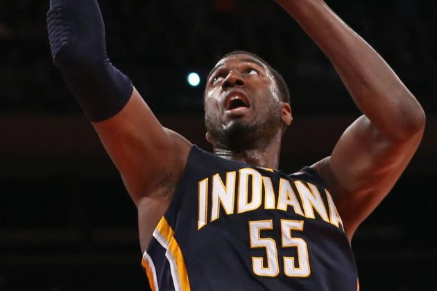 Call from Vogel Gets Roy Hibbert on Track for Pacers