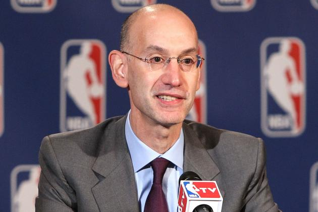 NBA Commish-In-Waiting Adam Silver Says Hawks Ownership Now Stable
