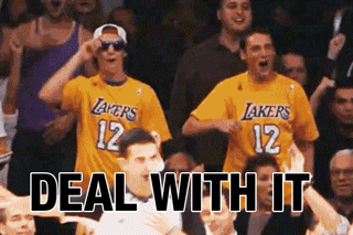 Laker Bros...In Reverse