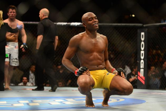 Silva vs. GSP: Betting Odds List Anderson Silva as Slight Favorite