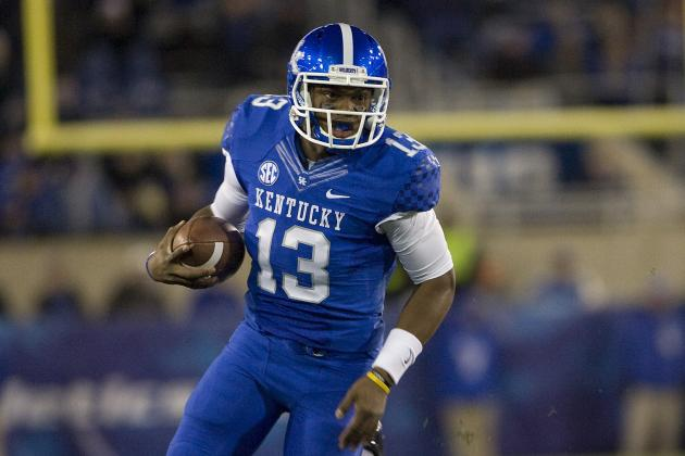 What Crazy Quarterback Surprise Does UK Have in Store for UT This Year?