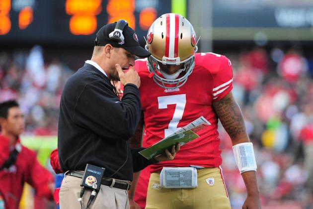 Jim Harbaugh's Dilemma: Making the Case for Colin Kaepernick over Alex Smith