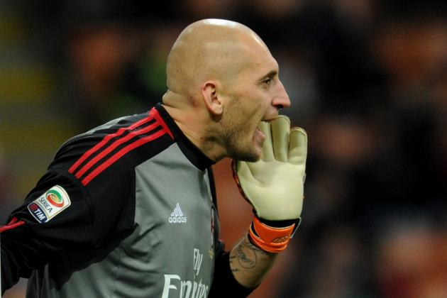 Christian Abbiati Forgives Adriano Galliani for Insults