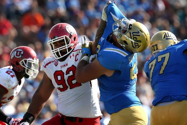 2013 NFL Draft: Utah DT Star Lotulelei Primed to Go No. 1?