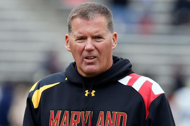 Randy Edsall Looking Forward to Big Ten