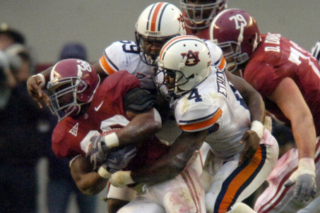 Iron Bowl Trash Talk Trending on Twitter