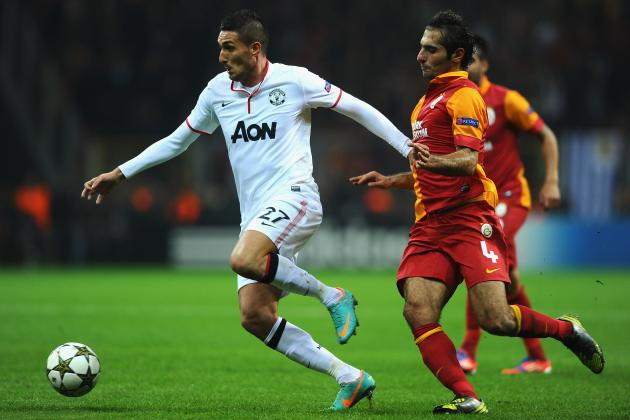 Champions League: Macheda Has One Game to Save His Manchester United Career