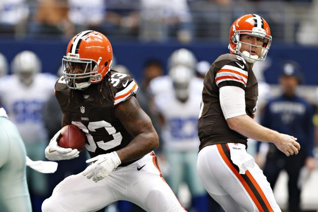 Cleveland Browns Progress Report: Can It Even Be Called Progress?