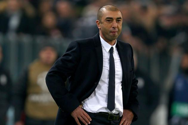 UEFA Champions League: Chelsea's Loss to Juventus Could Cost Di Matteo His Job