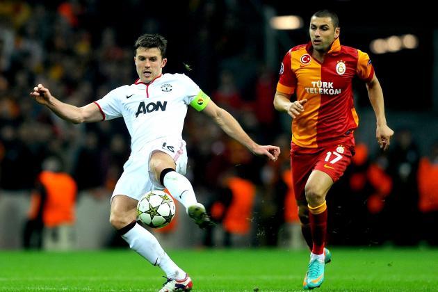 Galatasaray vs. Manchester United: Score, Analysis and Grades