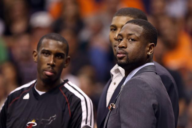 Does Miami Heat Success Without Dwyane Wade Prove He's Expendable?