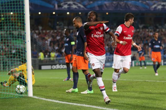 Arsenal 2-0 Montpellier: Champions League as It Happened