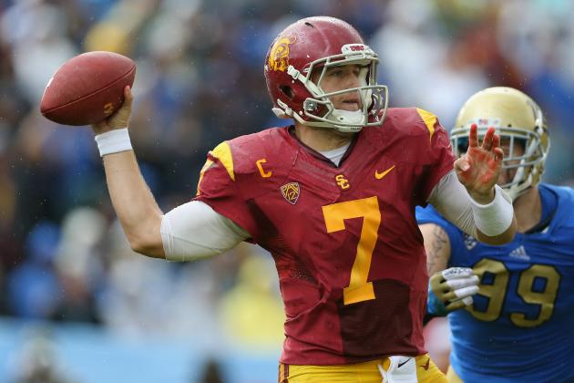 Pac-12 Football Mailbag: Will Matt Barkley Play Against Notre Dame?