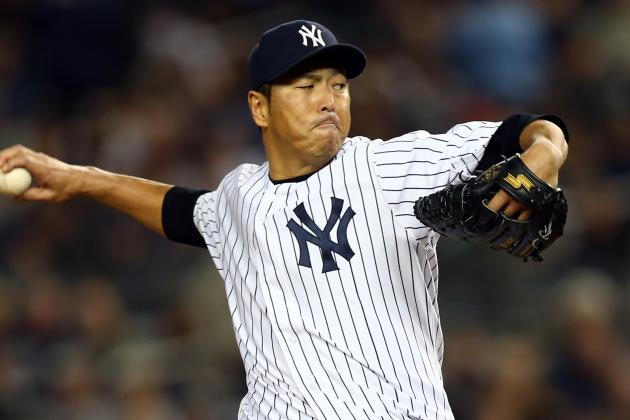 Report: Yankees Agree to 1-Year Deal with Kuroda