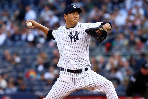 Yankees Agree to One-Year Deal with Hiroki Kuroda