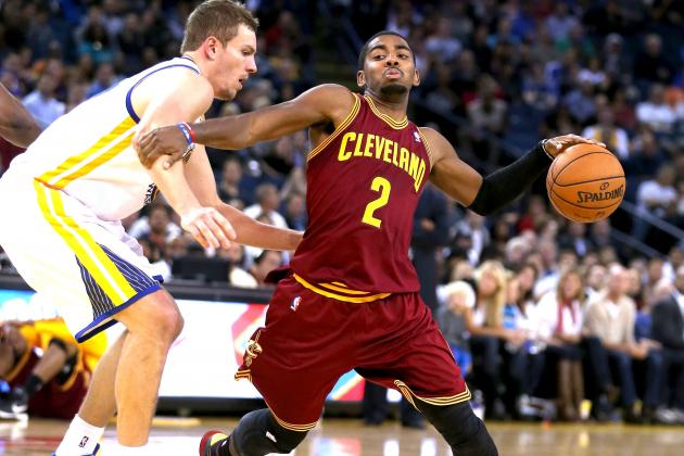 Kyrie Irving Injury: Is Rising Point Guard Injury-Prone or Just Unlucky?