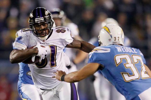 Ravens vs. Chargers: TV Schedule, Live Stream, Spread Info, Game Time and More