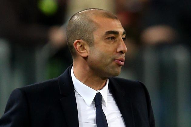 Di Matteo Takes Blame for Defeat