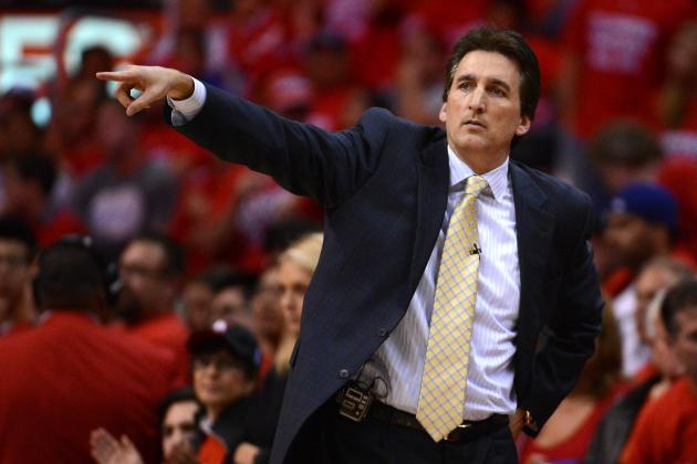 How Vinny Del Negro Went from Whipping Boy to Early-Season Coach of the Year