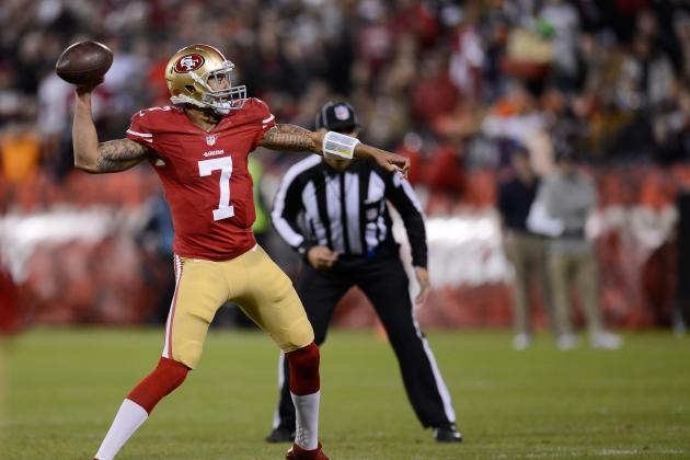Colin Kaepernick Is the Missing Piece to San Francisco 49ers Offense