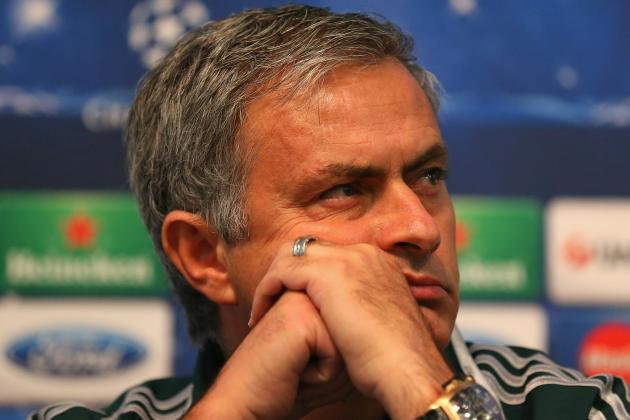 José Mourinho: Manchester City Will Be Knocked out of Champions League