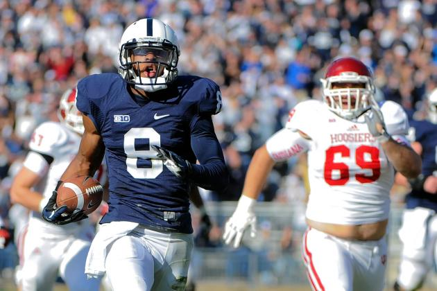 Penn State Football: Why Allen Robinson Is the Future of PSU's Offense