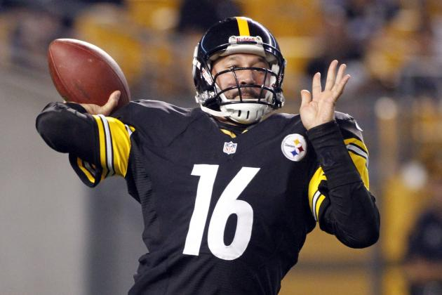 Pittsburgh Steelers Will Beat the Cleveland Browns with Charlie Batch