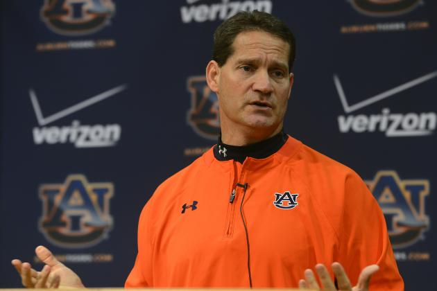 Auburn vs. Alabama: Why an Unlikely Iron Bowl Upset Won't Save Gene Chizik's Job