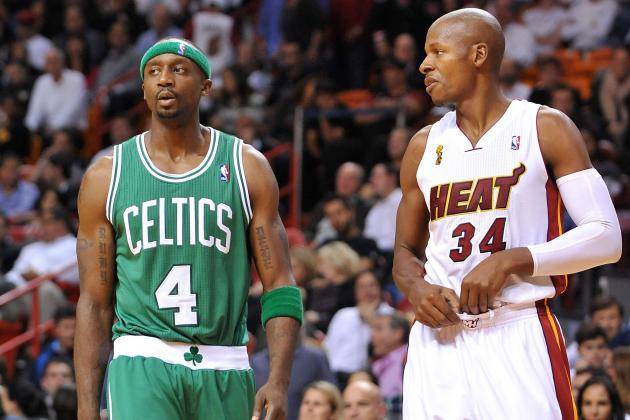 Boston Celtics: How Jason Terry Can Be Ray Allen 2.0