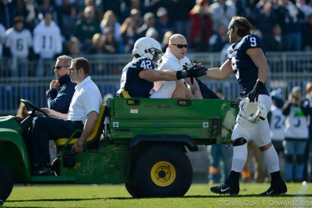 Penn State Football: How Will Nittany Lions Replace Mike Mauti?