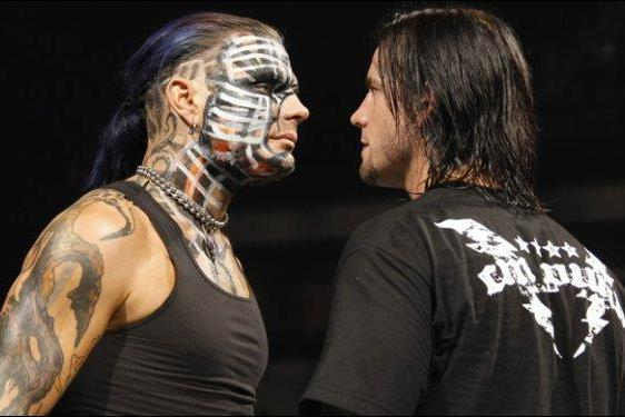 WWE vs. TNA Fantasy Match No. 1: CM Punk vs. Jeff Hardy