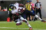 Report: Bears' Rookie WR Jeffery to Have Knee Surgery