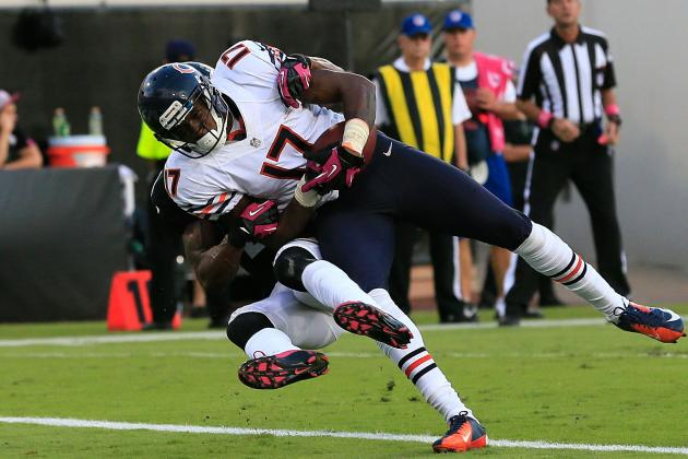 Alshon Jeffery Injury: Updates on Bears WR's Knee
