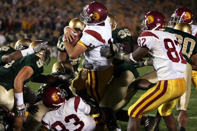 Notre Dame Football: The Irish, the Trojans and No. 1