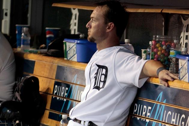 Tigers Release OF Ryan Raburn