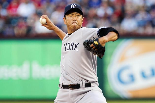 Yankees Sign Free-Agent Pitcher Hiroki Kuroda to 1-Year Contract