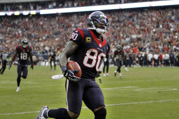 2012 Fantasy Football Week 12: Wide Receivers (WR) Rankings
