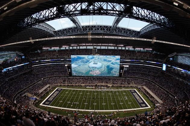 How Cowboys Stadium Has Given Dallas a Home Field Disadvantage