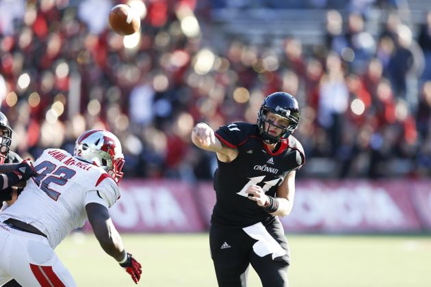 Cincinnati Bearcats Football: Season Can Still Be Salvaged with 2 Victories
