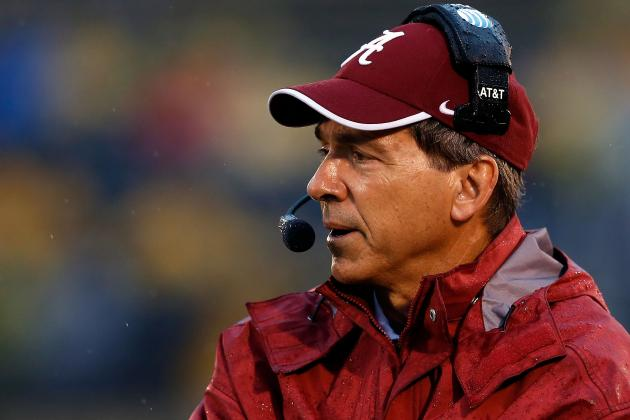 Alabama Football: Keys to Crimson Tide Making It Back to Title Game