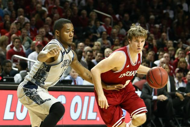 Indiana Hoosiers vs Georgetown Hoyas: Live Score, Reaction for Legends Classic