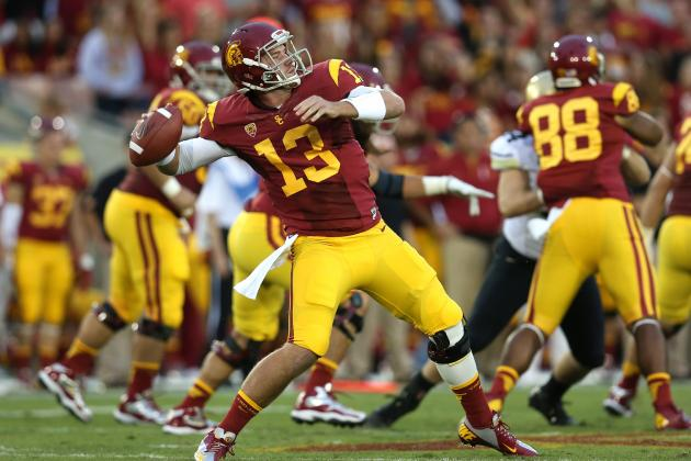 Notre Dame vs. USC: Max Wittek's Guarantee Will Cost Trojans in Rivalry Game